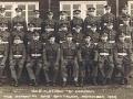 9 Platoon B Company Tuxford November 1952