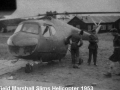 Field Marshall Slims Helicopter 1953