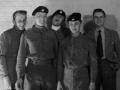 Five Boy Soldiers