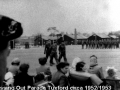 Passing Out Parade Tuxford 1952 to 1953